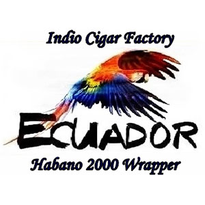 Ecuador Habano 2000 Wrapper Cigars
